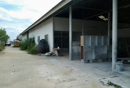 For Sale or Rent Warehouse 3 rai in Thanyaburi, Pathum Thani, Thailand