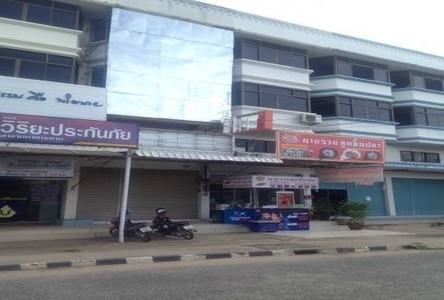 For Sale Shophouse 20 sqwa in Mueang Maha Sarakham, Maha Sarakham, Thailand