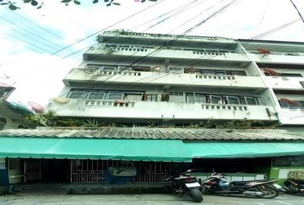 For Sale 21 Beds Shophouse in Huai Khwang, Bangkok, Thailand