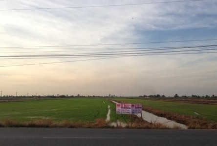 For Sale Warehouse 19 rai in Mueang Chachoengsao, Chachoengsao, Thailand