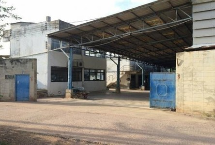For Sale Warehouse 3 rai in Mueang Samut Sakhon, Samut Sakhon, Thailand
