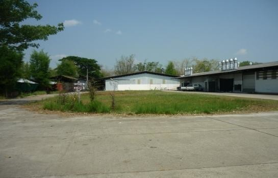 For Sale Warehouse 12 rai in San Sai, Chiang Mai, Thailand | Ref. TH-WGEMQWZI