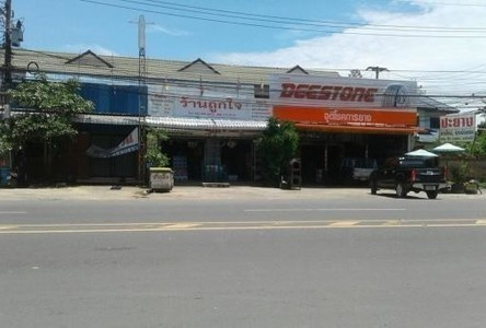 For Sale 3 Beds Shophouse in Mueang Ubon Ratchathani, Ubon Ratchathani, Thailand