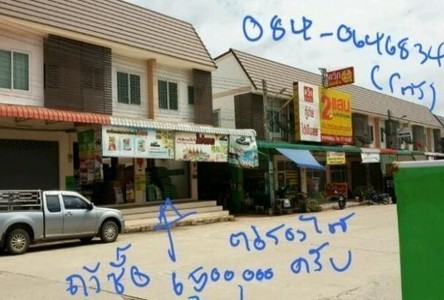 For Sale or Rent 4 Beds Shophouse in Lang Suan, Chumphon, Thailand