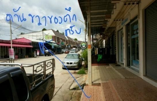 For Sale or Rent 4 Beds Shophouse in Lang Suan, Chumphon, Thailand | Ref. TH-CYLKSUNK