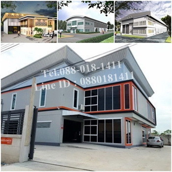 For Sale Warehouse 400 sqm in Bang Bua Thong, Nonthaburi, Thailand | Ref. TH-ZYADKOQE