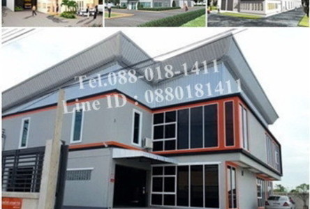 For Sale Warehouse 400 sqm in Bang Bua Thong, Nonthaburi, Thailand