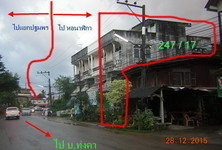For Rent 3 Beds Shophouse in Mueang Chumphon, Chumphon, Thailand
