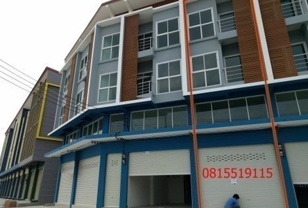 For Rent Shophouse 64 sqm in Phra Nakhon Si Ayutthaya, Phra Nakhon Si Ayutthaya, Thailand