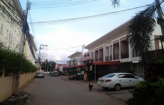 For Sale or Rent 2 Beds Shophouse in Kantharawichai, Maha Sarakham, Thailand | Ref. TH-GHEFJINR