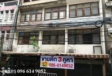 For Sale 3 Beds Shophouse in Din Daeng, Bangkok, Thailand