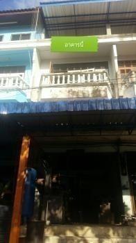 For Sale Shophouse 16 sqwa in Bang Pakong, Chachoengsao, Thailand   Ref. TH-MOTKEWKJ