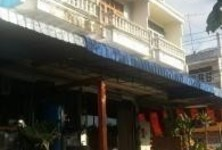 For Sale Shophouse 16 sqwa in Bang Pakong, Chachoengsao, Thailand