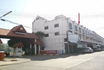 For Rent 2 Beds Shophouse in Mueang Lampang, Lampang, Thailand