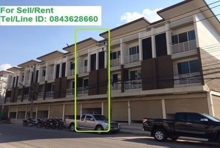For Sale or Rent 2 Beds Shophouse in Mueang Phayao, Phayao, Thailand
