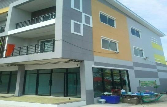 For Sale 3 Beds Shophouse in Mueang Samut Sakhon, Samut Sakhon, Thailand | Ref. TH-GIDWALIG