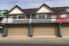For Sale or Rent 2 Beds Shophouse in Phra Nakhon Si Ayutthaya, Central, Thailand