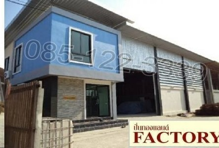 For Sale Warehouse 200 sqwa in Lat Lum Kaeo, Pathum Thani, Thailand
