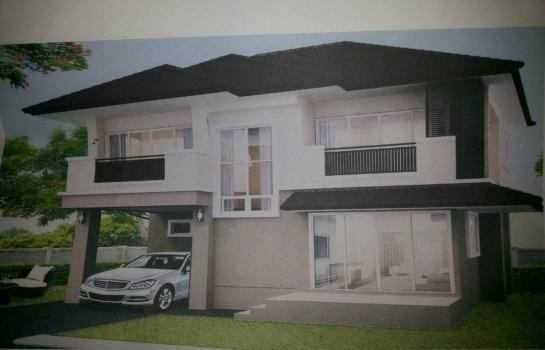 For Sale 3 Beds Shophouse in Nong Khae, Saraburi, Thailand | Ref. TH-OAGPGFBU