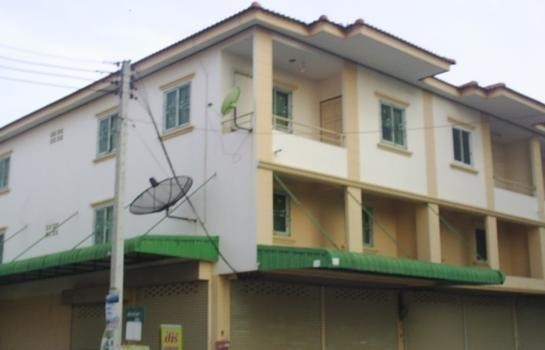 For Sale 3 Beds Shophouse in Bang Pa-in, Phra Nakhon Si Ayutthaya, Thailand   Ref. TH-KLQYOHID