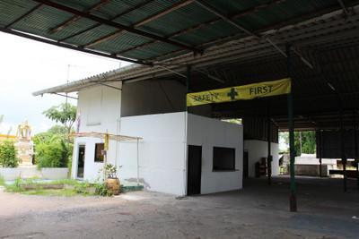 ขาย หรือ เช่า โกดัง 5-3-16 ไร่ พานทอง ชลบุรี | Ref. TH-PPBYHNCC