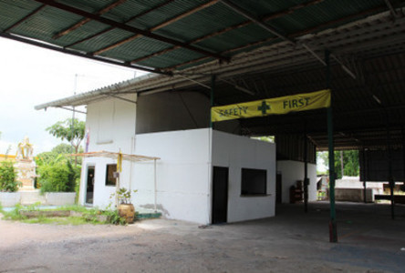 For Sale or Rent Warehouse 5-3-16 rai in Phan Thong, Chonburi, Thailand