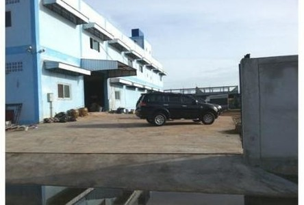 For Sale Warehouse 410 sqwa in Krathum Baen, Samut Sakhon, Thailand