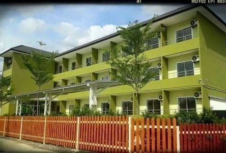 For Sale Apartment Complex 23 rooms in Mueang Lop Buri, Lopburi, Thailand