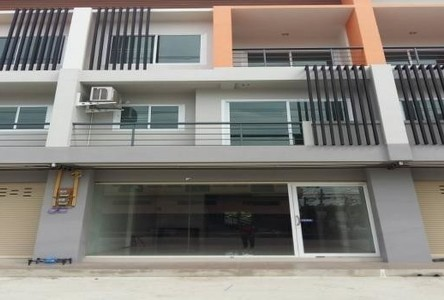 For Rent 2 Beds Shophouse in Si Racha, Chonburi, Thailand