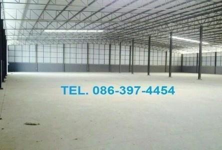 For Sale Warehouse 500 sqm in Bang Na, Bangkok, Thailand