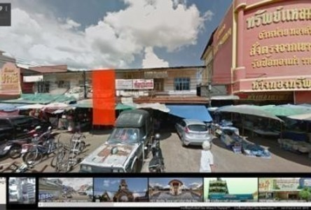 For Sale or Rent 2 Beds Shophouse in Mueang Sakon Nakhon, Sakon Nakhon, Thailand