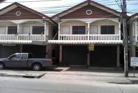 For Rent Shophouse 52.5 sqm in Phra Pradaeng, Samut Prakan, Thailand
