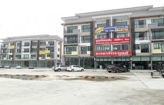 For Sale or Rent Shophouse 20 sqwa in Sam Phran, Nakhon Pathom, Thailand | Ref. TH-VBUTERQO