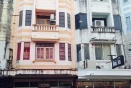 For Sale 5 Beds Shophouse in Mueang Phuket, Phuket, Thailand