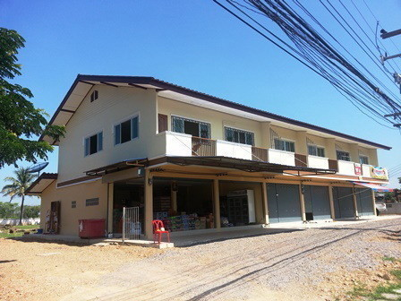 For Rent 1 Bed Shophouse in Nong Khae, Saraburi, Thailand | Ref. TH-NZAKGXAX