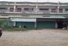 For Sale Shophouse 60 sqm in Khanu Woralaksaburi, Kamphaeng Phet, Thailand
