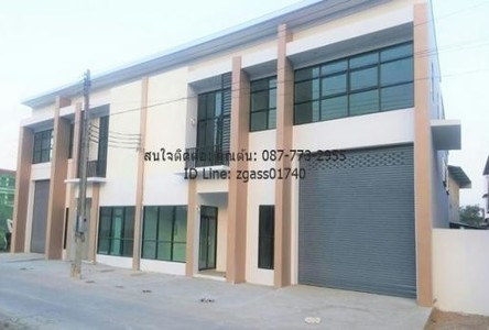 For Sale Warehouse 100 sqwa in Mueang Samut Sakhon, Samut Sakhon, Thailand