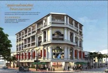 For Sale Shophouse 1,910 sqm in Pom Prap Sattru Phai, Bangkok, Thailand