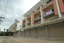 For Sale 2 Beds Shophouse in Mueang Nakhon Ratchasima, Nakhon Ratchasima, Thailand