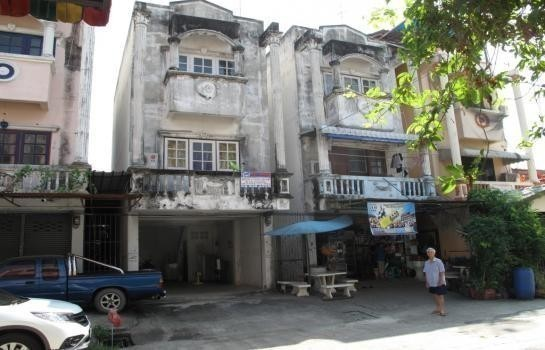 For Sale 2 Beds Shophouse in Nong Chok, Bangkok, Thailand | Ref. TH-GMXHKFDR
