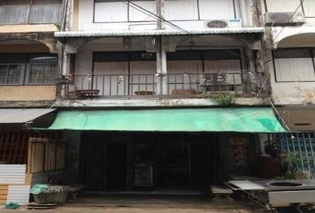 For Sale Shophouse 14 sqwa in Bang Sue, Bangkok, Thailand