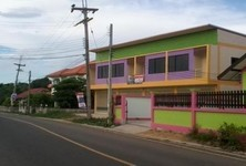For Sale 2 Beds Shophouse in Mueang Buriram, Buriram, Thailand
