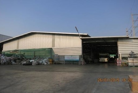 For Sale Warehouse 5 rai in Mueang Chachoengsao, Chachoengsao, Thailand