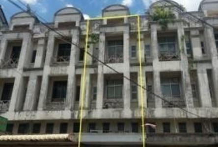 For Sale 6 Beds Shophouse in Mueang Ubon Ratchathani, Ubon Ratchathani, Thailand