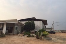 For Sale or Rent Warehouse 8 rai in Phanat Nikhom, Chonburi, Thailand