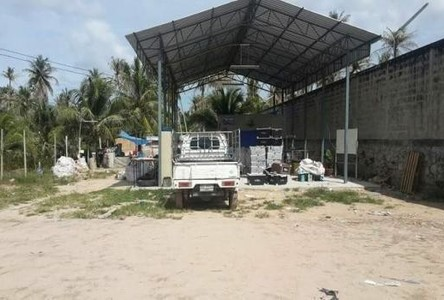 For Sale or Rent Warehouse 1 rai in Si Racha, Chonburi, Thailand