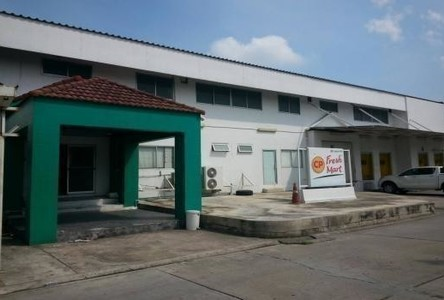 For Rent Warehouse 1,500 sqm in Bang Phli, Samut Prakan, Thailand