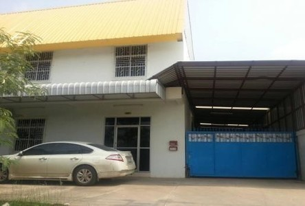 For Rent Warehouse 300 sqm in Phra Samut Chedi, Samut Prakan, Thailand