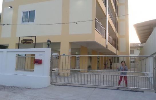 Продажа: Жилое здание 28 комнат в районе Bang Lamung, Chonburi, Таиланд   Ref. TH-FTKKRJBI