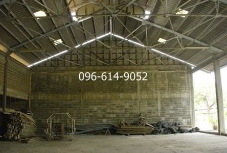 For Rent Warehouse 735 sqm in Bang Khen, Bangkok, Thailand